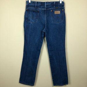 Wrangler Jeans - Wrangler Cowboy Cut Jeans 36 X 32
